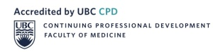 Accredited by UBC CPD - for print (1) copy