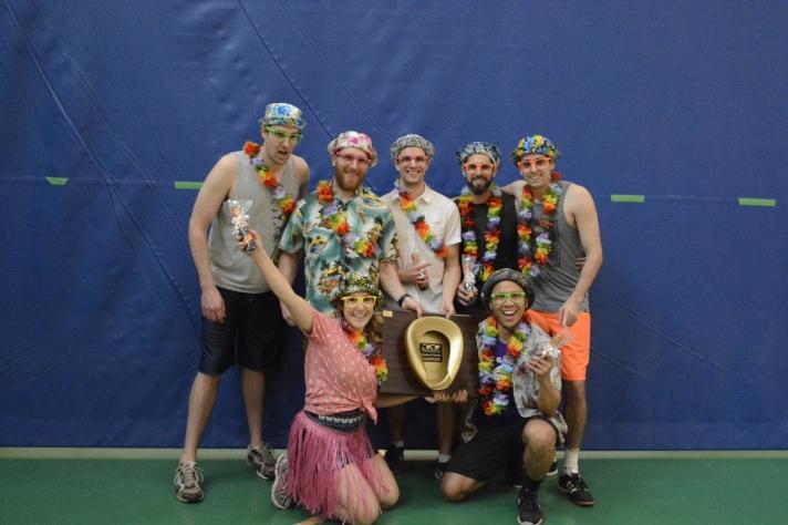 Chilliwack Winning Team